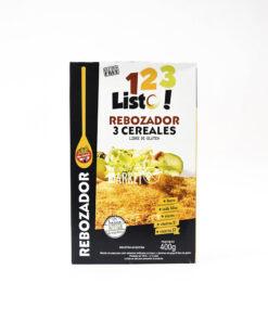 123 LISTO REBOZADOR X 400 GR