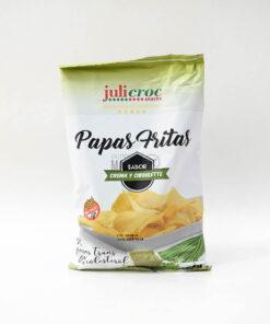JULICROC PAPAS FRITAS S/ CREMA Y CIBOULETTE X 70 GR