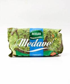 MEDAVE MEDALLON DE ACELGA X 4 UN