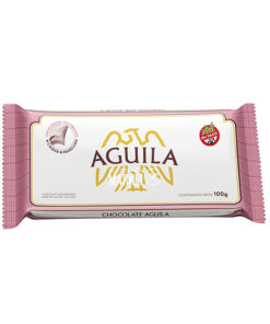 AGUILA CHOCOLATE TAZA LECHE X 100 GR