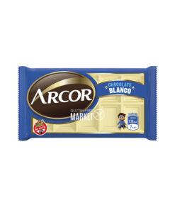 ARCOR CHOCOLATE BLANCO X 25 GR