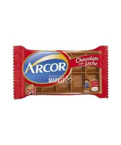 ARCOR CHOCOLATE NEGRO X 25 GR