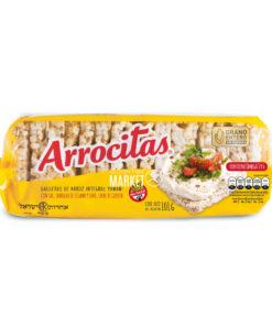 ARROCITAS GALLETAS DE ARROZ X 101 GR