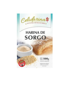 CELIDARINA HARINA DE SORGO X 500 GR