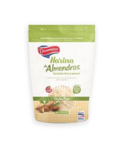 DICOMERE HARINA DE ALMENDRA X 200 GR